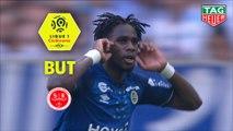 But Boulaye DIA (58ème) / Olympique de Marseille - Stade de Reims - (0-2) - (OM-REIMS) / 2019-20