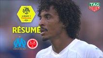 Olympique de Marseille - Stade de Reims (0-2)  - Résumé - (OM-REIMS) / 2019-20
