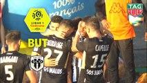 But Jeff REINE-ADELAIDE (27ème) / Angers SCO - Girondins de Bordeaux - (3-1) - (SCO-GdB) / 2019-20