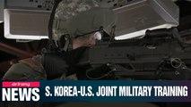 S. Korea, U.S. hold Combined Command Post Training exercise starting Sunday
