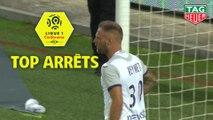 Top arrêts 1ère journée - Ligue 1 Conforama / 2019-20