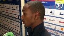 Paris SG : Abdou Diallo juge sa première au Parc des Princes