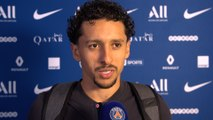 Paris Saint-Germain-Nimes Olympique: post game interviews