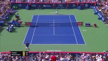 Nadal adds fifth Rogers Cup title with easy win over Medvedev