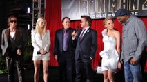 Gwyneth Paltrow ne savait pas que Samuel L. Jackson jouaient dans les films Marvel!