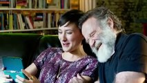 Robin Williams and daughter Zelda talk about their love for Ocarina of Time