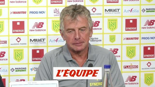 Gourcuff «Oui, Nantes est en Bretagne» - Foot - L1 - Nantes