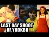 Uncut video of last day shoot of Yeh Un Dinon Ki Baat Hai l Sameer's mixed emotions
