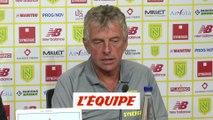 Gourcuff «Avec le président Kita, j'estime qu'on peut cohabiter» - Foot - L1 - Nantes