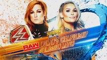WWE Summerslam 2019 Part 1
