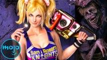 Top 10 Cutest Video Game Killers
