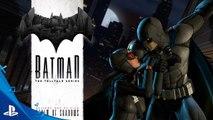 Batman : A Telltale Game Series - Trailer d'annonce