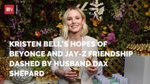 Kristen Bell Wanted A Friendship With This Power Couple