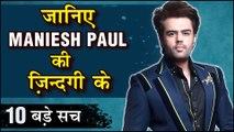 Maniesh Paul 10 SHOCKING UNKNOWN Facts | Telly Masala