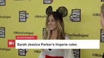 Sarah Jessica Parker's Lingerie