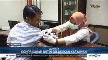 Media Grup Gelar Kegiatan Sosial Donor Darah