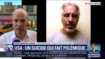 """Pourquoi le """"suicide apparent"""" de Jeffrey Epstein fait polémique aux États-Unis ?"""