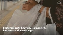 Frustrated With Lack Of Progress, Germany To Ban Plastic Bags Outright