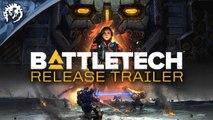 Battletech - Trailer de lancement