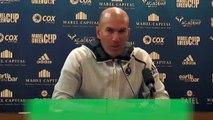 Zinedine Zidane refuse de confirmer un intérêt pour Neymar