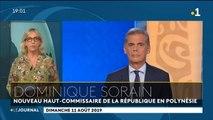 Invité du journal : monsieur le Haut Commissaire de la Polynésie Française