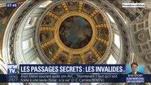 Découvrez la face cachée de l'hôtel des Invalides à Paris