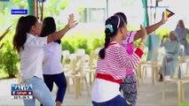 Mga batang biktima ng child abuse at iba pang karahasan, binigyan ng regalo