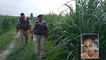 संभल: मुठभेड़ में ढाई लाख का इनामी बदमाश ढेर, 2 पुलिसकर्मियों की हत्या कर हुआ था फरार