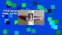 FTCE General Knowledge w/Online Practice Tests, 3rd Ed.  Best Sellers Rank : #4