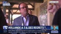 """Les confessions de l'été: François Hollande regrette-t-il sa promesse """"d'inverser la courbe du chômage"""" ?"""
