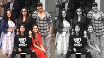 Mission Mangal: Akshay Kumar, Vidya Balan & other cast ready to promote their film | FilmiBeat