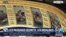 Monuments - Les passages secrets : Les Invalides