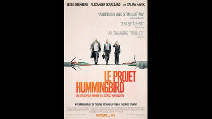 Le Projet Hummingbird (2018) en français HD (FRENCH) Streaming