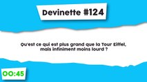 Devinette #124 : Plus grand que la tour Eiffel