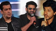 Saaho Trailer: Prabhas talks about tough competition to Salman Khan & Shahrukh Khan | FilmiBeat