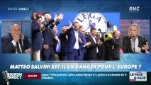 Schwartzbrod & Lechypre : Matteo Salvini est-il un danger pour l'Europe ? - 12/08