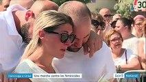Bouches-du-Rhône : dernier hommage à Chloé, nouvelle victime de féminicide