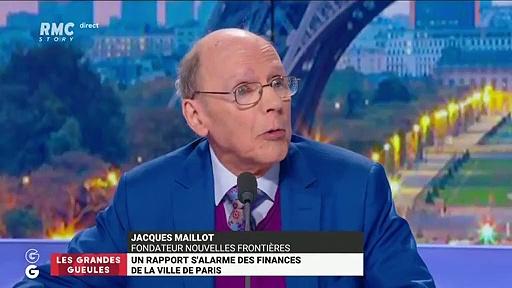 """Paris dépense 9,4 milliards d'euros en 2018 : """"Il faut dégager Anne Hidalgo et toute l'équipe de la mairie de #Paris !"""""""