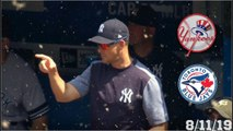 New York Yankees Highlights_ vs Toronto Blue Jays _ 8_11_19