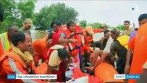 Mousson meurtrière en Inde et au Pakistan