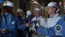 Notre-Dame de Paris : la contamination au plomb fait reporter les travaux