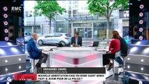 A la Une des GG : Nouvelle arrestation choc en Seine-Saint-Denis, faut-il avoir peur de la police ? - 12/08