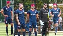 Ranbir Kapoor plays football in Mumbai Rain; Watch Video   FilmiBeat