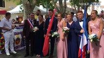 BESSAN - Plein succès populaire et traditionnel pour la cérémonie de la fête locale