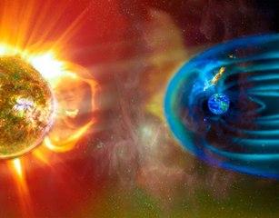 Les inversions du champ magnétique de la Terre