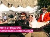 15 comptes Instagram suivis par le couple royal