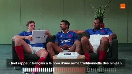How Japanese Are You - Fofana-Iturria-Vahaamahina - Team Orange Rugby2