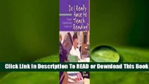 Full version  Do I Really Have to Teach Reading?: Content Comprehension, Grades 6-12 Complete