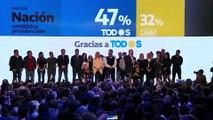 Alberto Fernández se impone en las primarias de Argentina