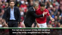 Man United 'not anywhere near the finished article' - Solskjaer